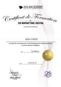 Marketing Digital Diplome-sylvie-verdi