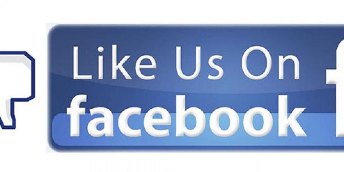like us Facebook